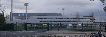 Manchester City moved into their new complex at the Etihad Campus adjacent to the City of Manchester Stadium in 2014.