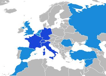 Die Organisation 'Ndrangheta in Europa: Deutschland ist, aufgrund der hohen Korruption ein besonders lohnenswertes Ziel.