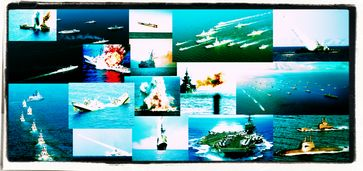 Deutsche Seestreitkräfte sind überall auf der Welt wieder im (Kriegs-)Einsatz (Symbolbild)
