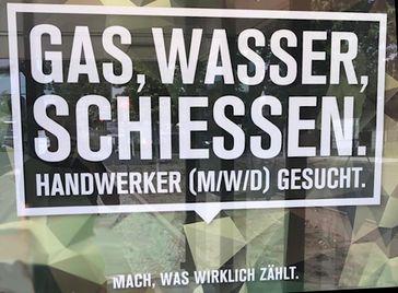 Handwerkspräsident kritisiert Bundeswehr-Kampagne