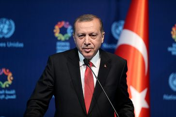 Recep Tayyip Erdogan Bild: World Humanitarian Summit, on Flickr CC BY-SA 2.0