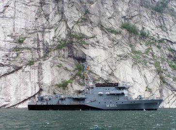 Minenjagdboot GRÖMITZ