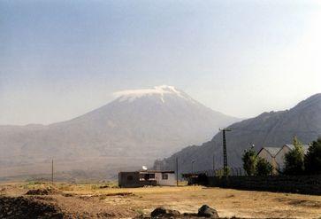 Der Ararat (Ağrı Dağı)