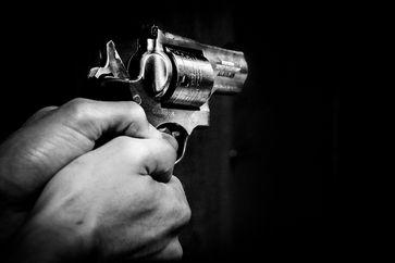 Pistole (Symbolbild)