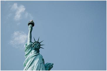 New York Freiheitsstatue (Symbolbild)