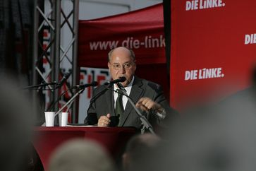 Gregor Gysi Bild: DIE LINKE. Thüringen, on Flickr CC BY-SA 2.0