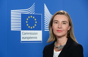 Federica Mogherini Bild: European External Action Service, on Flickr CC BY-SA 2.0