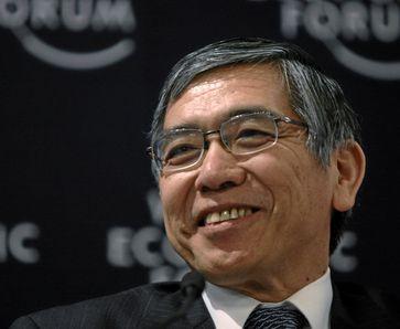 Haruhiko Kuroda - 2010