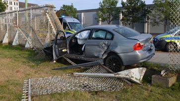 Ende einer Flucht Bild:  Polizei Bremerhaven