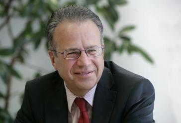 Frank-Jürgen Weise im Jahr 2010