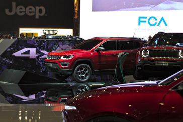 Fiat Chrysler FCA (Symbolbild)