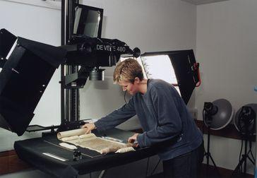 Digitalisierung in der British Library
