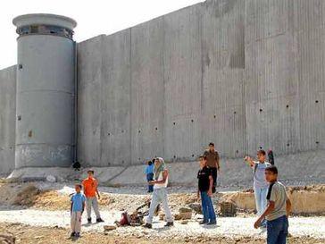 Israel als Vorbild für den Mauerbau?