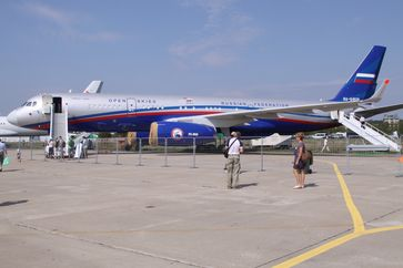 Russisches Open-Skies-Flugzeug (2010)