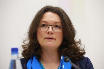 Andrea Nahles (2015)