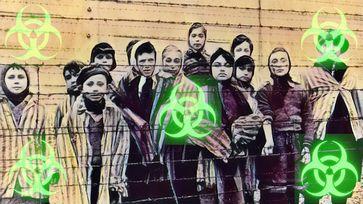 """Wird es weltweit bald wieder Vernichtungslager geben, mal wieder für die """"Volkshygiene""""? (Symbolbild)"""