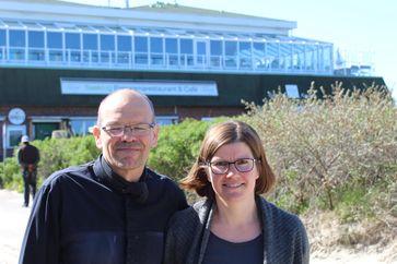 """Maike und Michael Recktenwald, Klägerfamile aus Langeoog, Deutschland / Bild: """"obs/Protect the Planet gGmbH"""""""