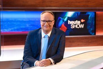 "Oliver Welke Bild: ""obs/ZDF/Sascha Baumann"""