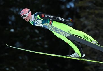 Skisprung: FIS World Cup Skisprung Herren - Trondheim (NOR) - 15.03.2013 Bild: DSV
