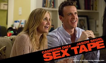 """Sex Tape"" Bild: Sony Pictures"
