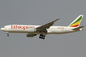 Ethiopian Airlines, bis 1965 Ethiopian Air Lines, ist die nationale äthiopische Fluggesellschaft mit Sitz in Addis Abeba und Basis auf dem dortigen Flughafen Bole International sowie Mitglied der Luftfahrtallianz Star Alliance.