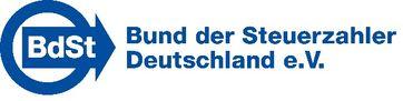 Logo von Bund der Steuerzahler