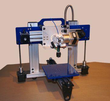 Ein ORDbot Quantum 3D-Drucker (Symbolbild)