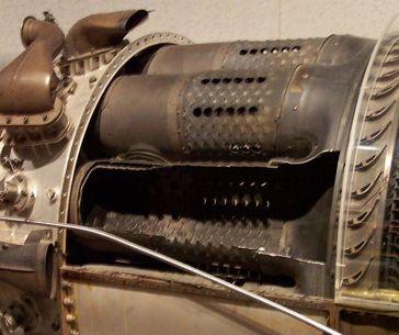 Rohrbrennkammern einer Gasturbine
