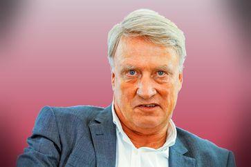 Ole von Beust, alias Carl-Friedrich Arp Freiherr von Beust (2018)