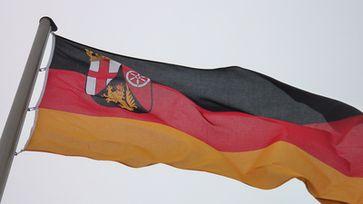 Flagge von Rheinland-Pfalz