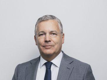 """Dr. Toralf Haag, Vorsitzender der Konzerngeschäftsführung Voith.  Bild: """"obs/Voith GmbH & Co. KGaA/Thomas Dashuber"""""""