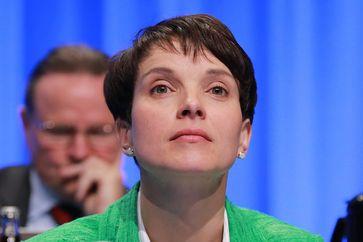 Frauke Petry Bild: Metropolico.org, on Flickr CC BY-SA 2.0