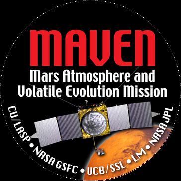 MAVEN Missionslogo