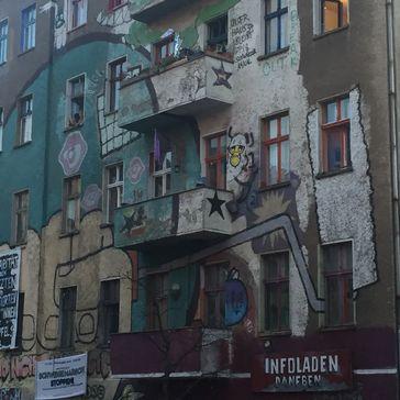 Liebigstraße 34 in Berlin (2017)
