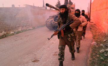 Kriegszenen aus Kirkuk (Symbolbild)
