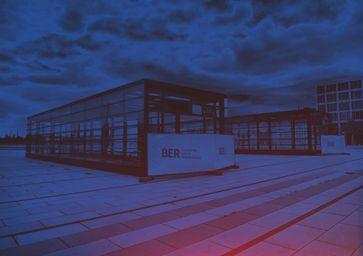 Flughafen BER: Ein Geisterflughafen. Ob er jemals eröffnet wird? Darüber streiten sich die Geister...(Symbolbild)