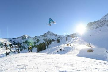 BILD:  TP/OTS - Kühtai punktet bei der Wahl zum  Skigebiet