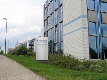 Fresenius-Zentrale in Bad Homburg vor der Höhe
