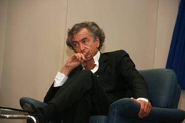 Bernard-Henri Lévy Bild: Itzike / wikipedia.org