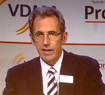 Stephan Kohler, Geschäftsführer der dena, 2012