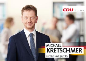 Michael Kretschmer (2017) Archivbild