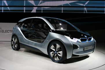 BMW i3 auf der IAA 2011
