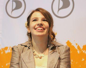 Marina Weisband (2012), Archivbild