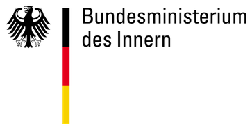 Logo des Bundesministerium des Innern (Innenministerium)