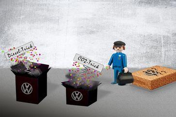 Diesel VW (Symbolbild)