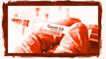 COVID-19 Impfung (Symbolbild)