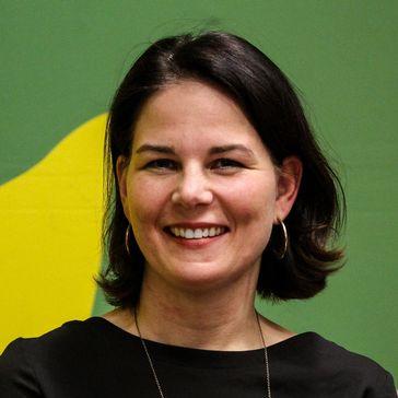 Parteivorsitzende Annalena Baerbock