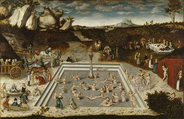 Lucas Cranach d. Ä.: Der Jungbrunnen