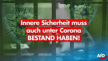 Ist das der richtige Weg? Corona-Gefahr: NRW entlässt 1.000 Straftäter!