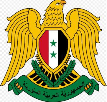 Wappen von Syrien